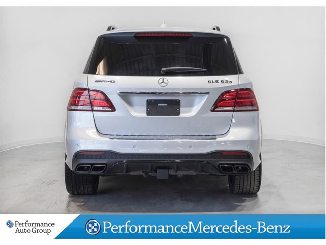 Certified pre owned 2016 mercedes benz gle gle63 amg suv for Mercedes benz certified pre owned canada